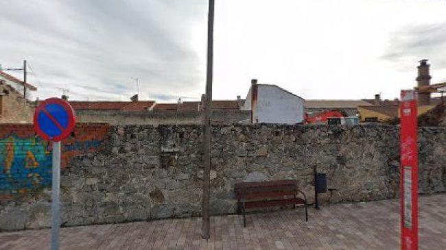 Parking Guadarrama