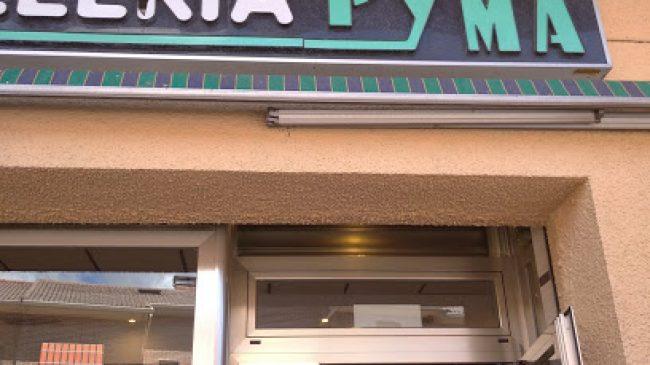 Pastelería Pyma