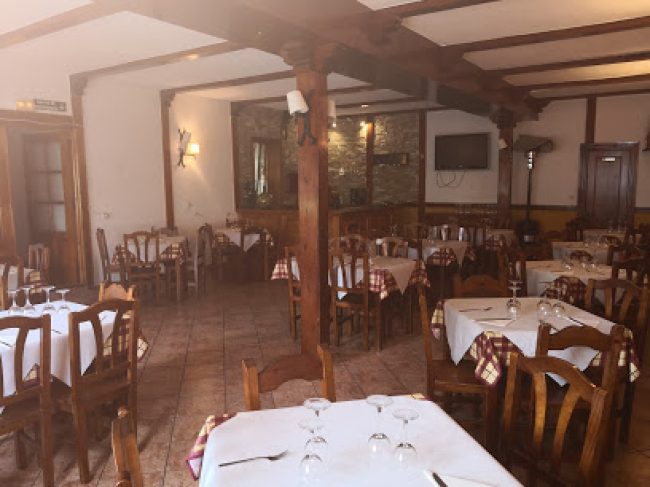 Restaurante Las Mensulas