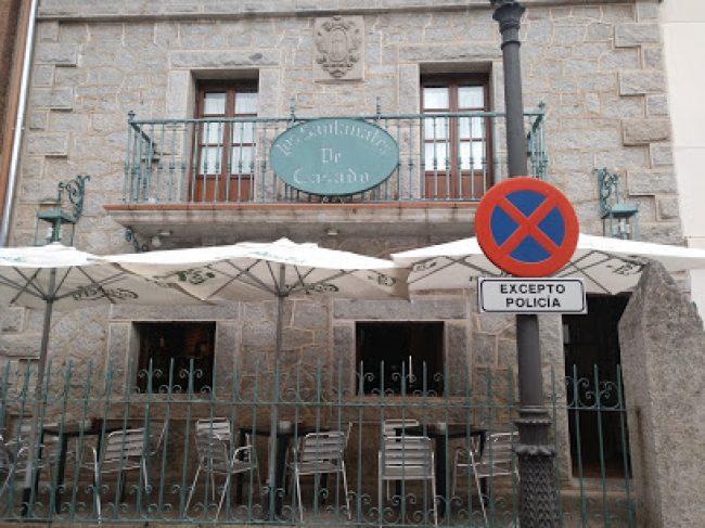 Restaurante Los Santanales De Casado